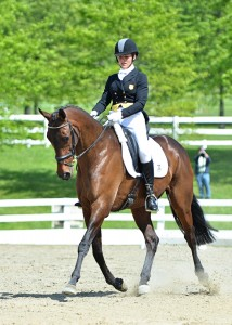 Lynn Symansky - Triple Crown Sponsored Rider