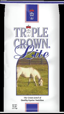 Lite Triple Crown Feed