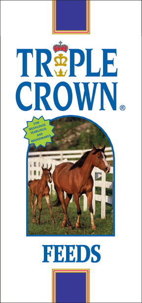 Coupons triple crown horse feed